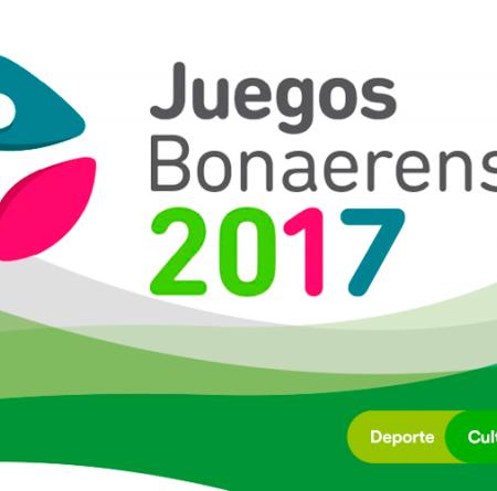 Juegos Bonaerenses 2017 inscripción